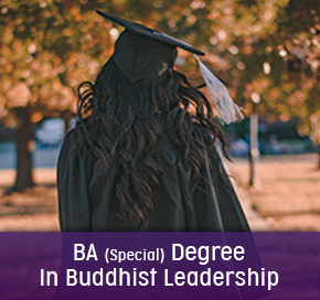 BA Special Degree In Buddhist Leadership