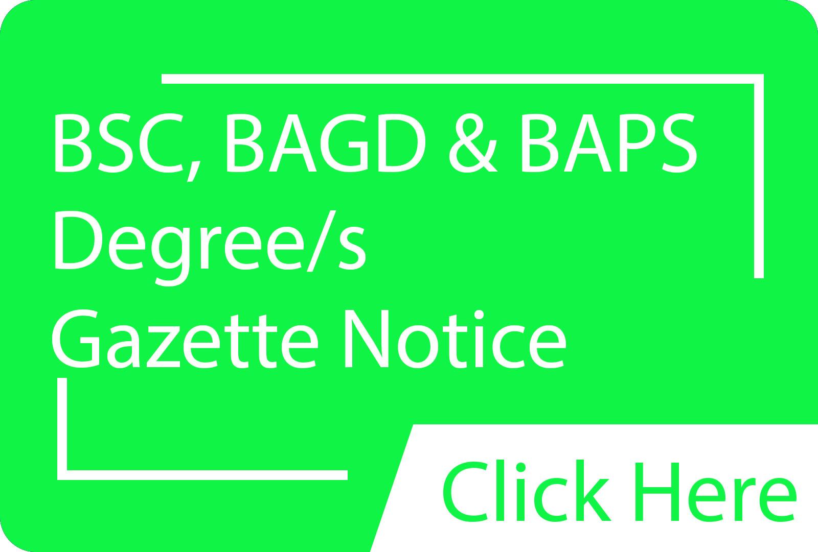BSC,BAGD & BAPS.siba.edu.lk