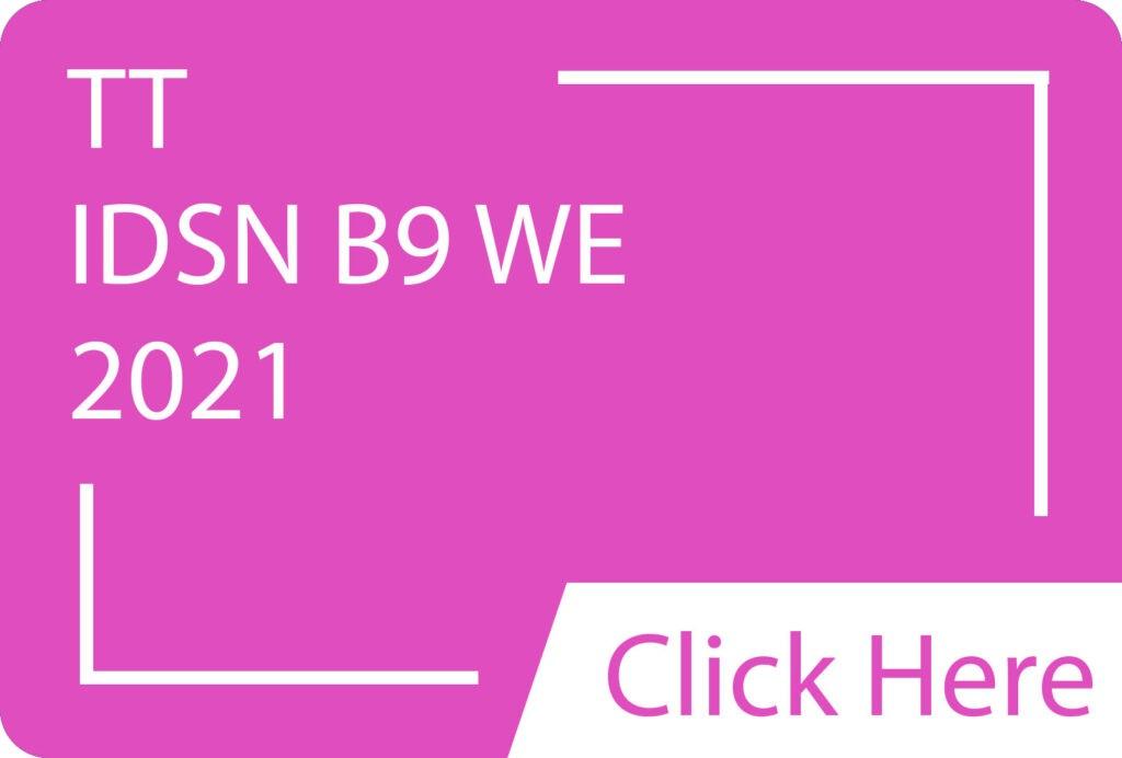 IDSN B9 WE 2021.siba.edu.lk