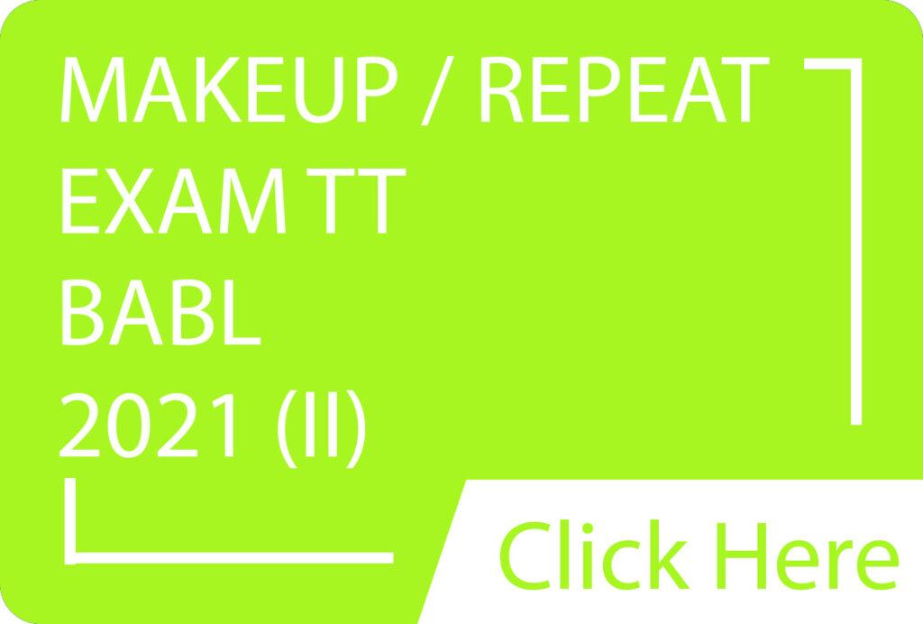 BABL M&R EXAM TT 2021 (II).siba.edu.lk