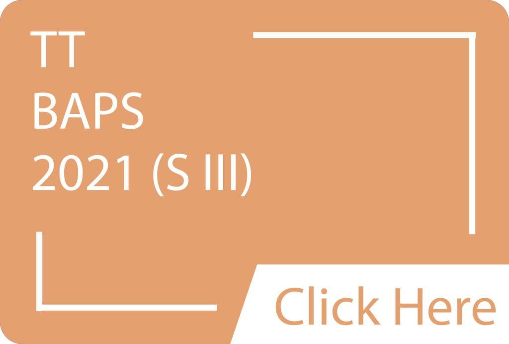 TT BAPS 2021(III).siba.edu.lk