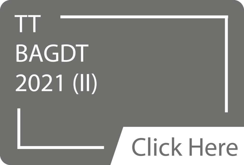 BAGDT 2021 (II).siba.edu.lk