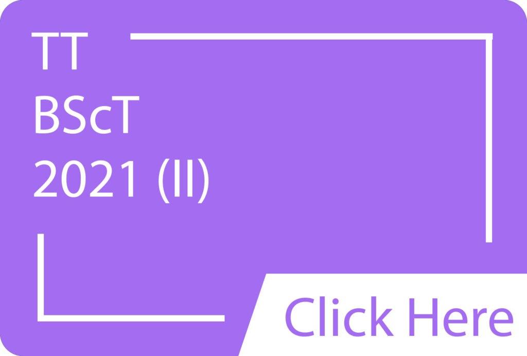 BScT 2021 (II).siba.edu.lk